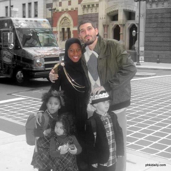 Keziah's lovely Family!