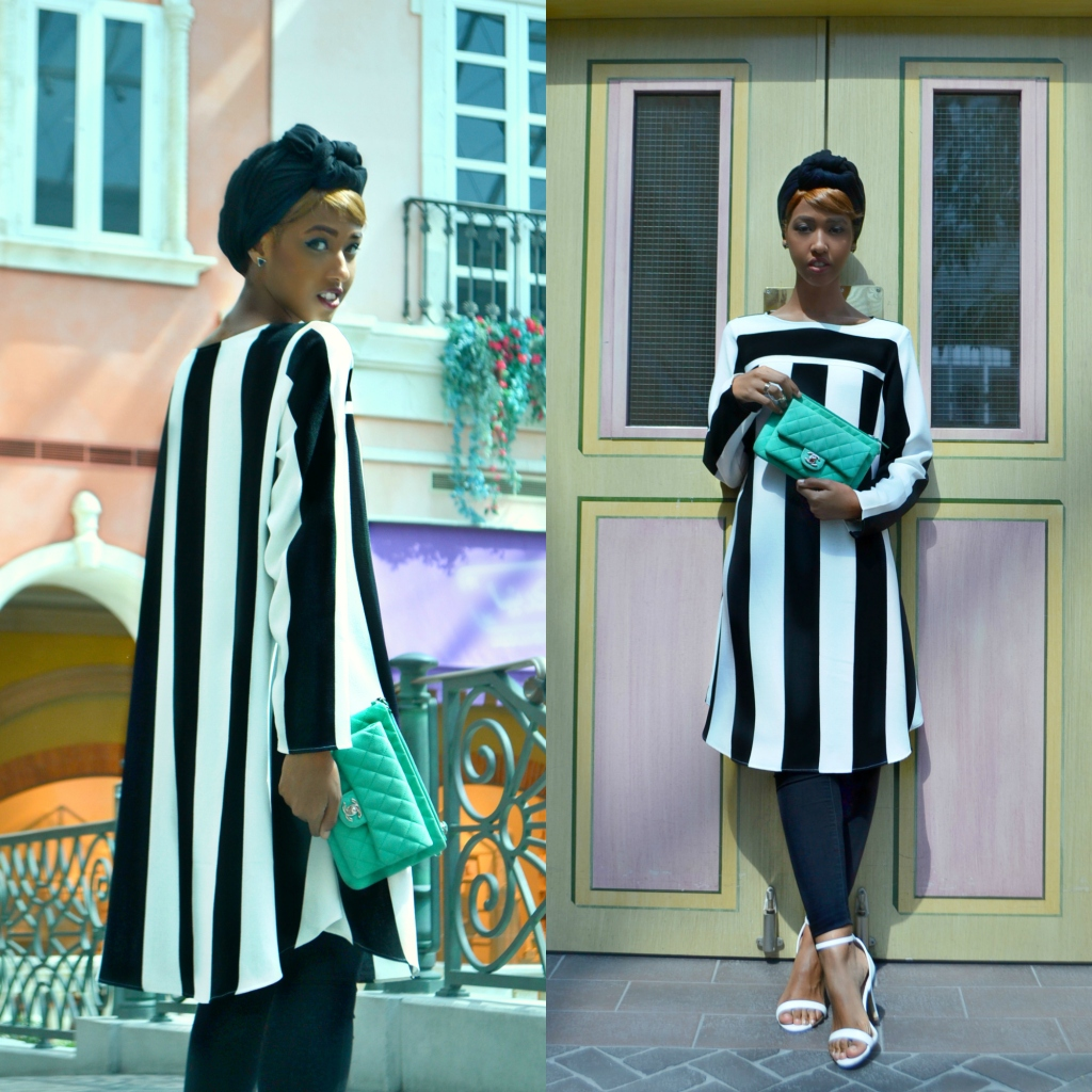 The Molly Tunic by Abaya Addict