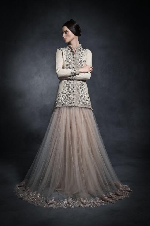 Modest Fashion Graces Swarovski's Sparkling CoutureExhibition
